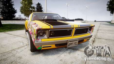 Declasse Tampa GT для GTA 4