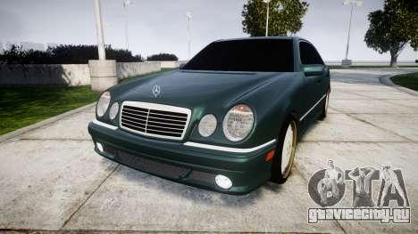 Mercedes-Benz W210 E55 2000 AMG для GTA 4