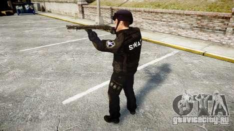 Униформа штурмовой группы со спец. вооружением для GTA 4 второй скриншот