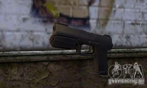 MK23 для GTA San Andreas