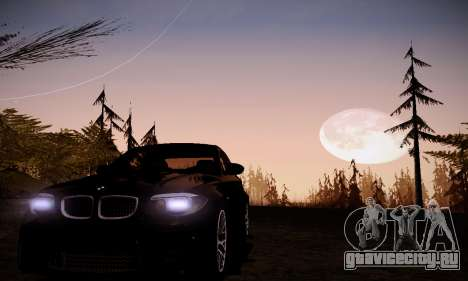 ENBseries for low PC 4.0 SAMP VerSioN для GTA San Andreas пятый скриншот