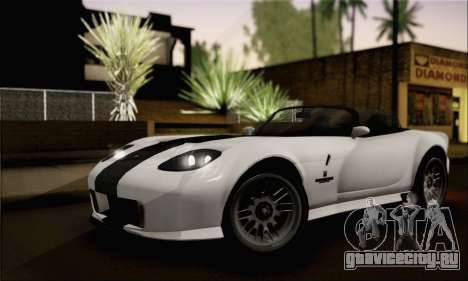 GTA 5 Bravado Banshee (IVF) для GTA San Andreas