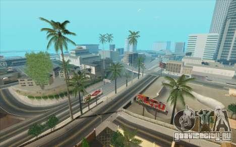 ENB для слабых PC (SAMP) для GTA San Andreas седьмой скриншот