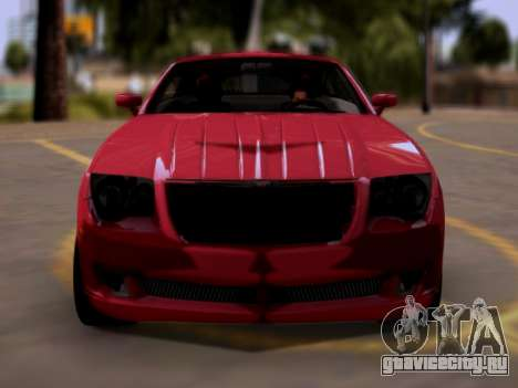 GTA 5 Fusilade для GTA San Andreas вид справа
