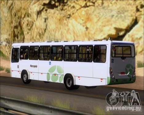 Marcopolo Torino G7 2007 Mercedes-Benz OF-1722M для GTA San Andreas вид справа