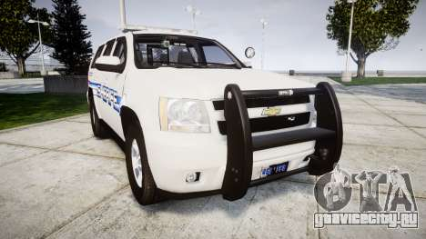 Chevrolet Tahoe [ELS] Liberty County Sheriff для GTA 4