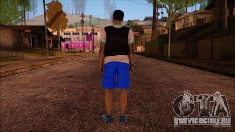 GTA 5 Online Skin 15 для GTA San Andreas второй скриншот