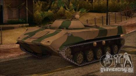 BMD-1 from ArmA Armed Assault Камуфляжный для GTA San Andreas