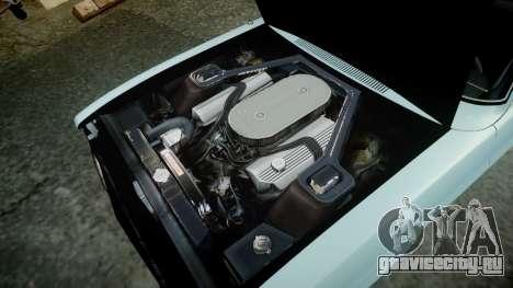 Ford Capri GT Mk1 для GTA 4 вид сбоку