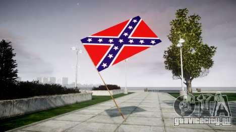 Флаг конфедерации для GTA 4 второй скриншот