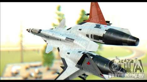ADFX-02 Morgan для GTA San Andreas вид слева