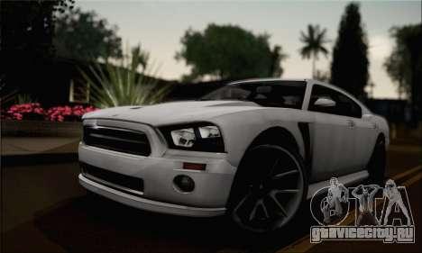 Bravado Buffalo 2nd Generation для GTA San Andreas