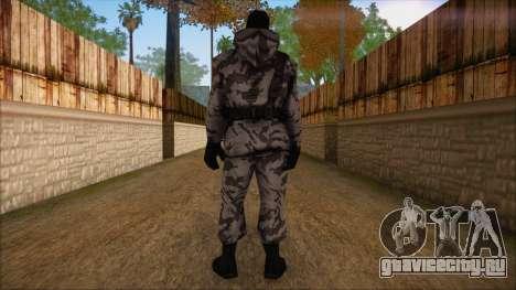 Artic from Counter Strike Condition Zero для GTA San Andreas второй скриншот