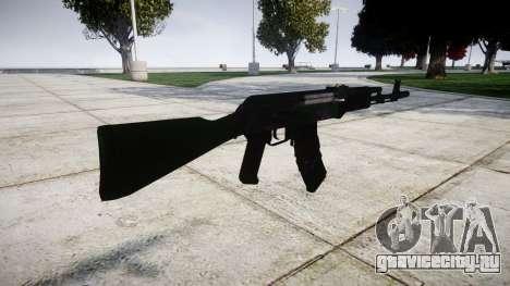 Автомат АКМ-74 для GTA 4 второй скриншот