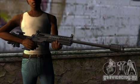 JNG-90 для GTA San Andreas третий скриншот