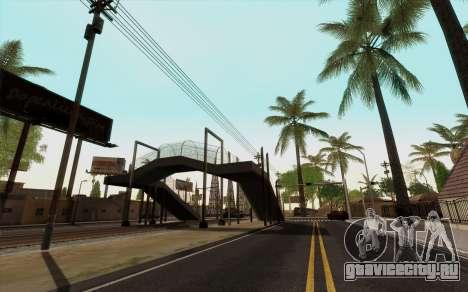 ENB для слабых PC (SAMP) для GTA San Andreas третий скриншот