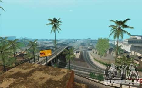 ENB для слабых PC (SAMP) для GTA San Andreas восьмой скриншот