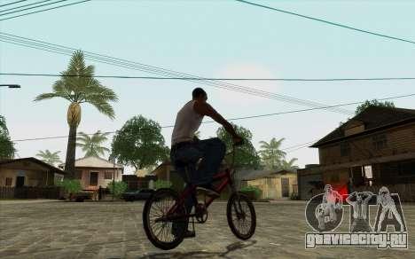 ENB для слабых PC (SAMP) для GTA San Andreas четвёртый скриншот