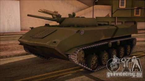 BMD-1 from ArmA Armed Assault Стандартный для GTA San Andreas
