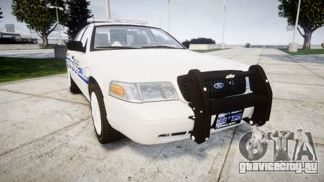Ford Crown Victoria [ELS] Liberty County Sheriff для GTA 4