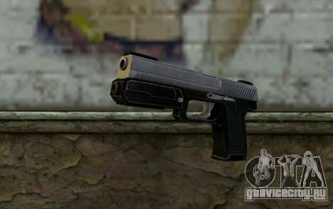 Pistol from Deadpool для GTA San Andreas