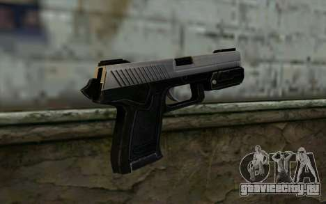 Pistol from Deadpool для GTA San Andreas второй скриншот
