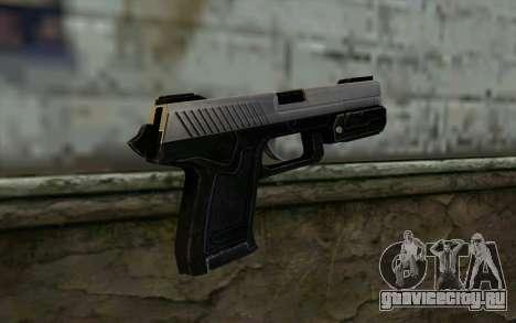 Pistol from Deadpool для GTA San Andreas второй скриншот
