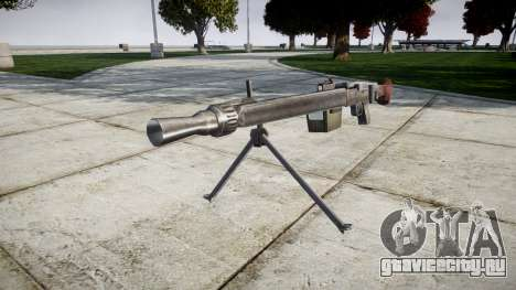 Немецкий пулемёт MG3 icon2 для GTA 4