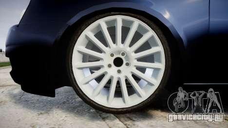 ВАЗ-21728 LADA Priora Coupe для GTA 4 вид сзади