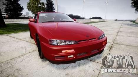 Nissan Silvia S14 200SX для GTA 4