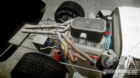 Ford GT40 Mark IV 1967 PJ Arnao Racing 74 для GTA 4 вид сбоку