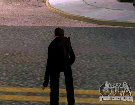 Ped.ifp v2 для GTA San Andreas третий скриншот