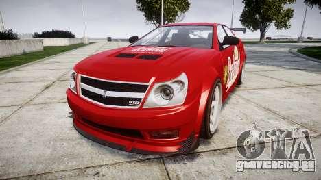 Albany Presidente Racer [retexture] Redwood для GTA 4
