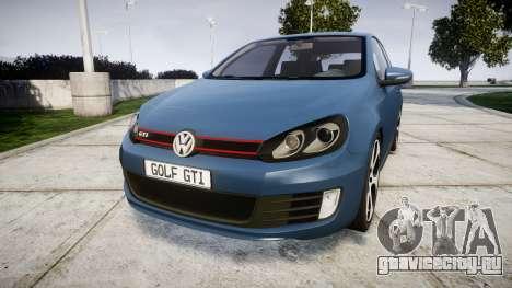 Volkswagen Golf GTI 2010 для GTA 4