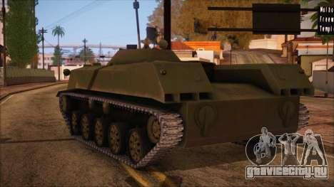 BMD-1 from ArmA Armed Assault Стандартный для GTA San Andreas вид слева