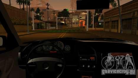 BMW M3 E36 - MKN для GTA San Andreas вид сзади слева
