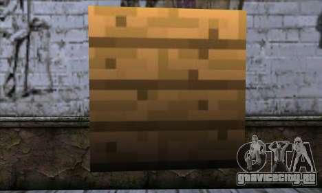 Блок (Minecraft) v11 для GTA San Andreas