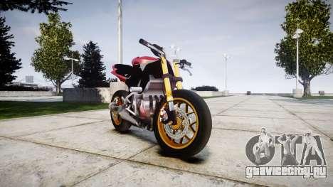 Yamaha YZF-R6 Stunt для GTA 4