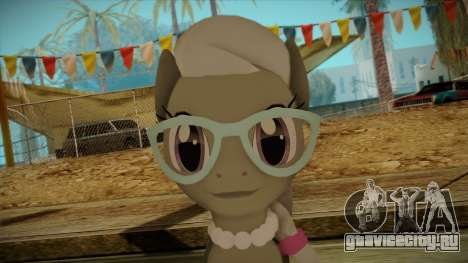 Silverspoon from My Little Pony для GTA San Andreas третий скриншот