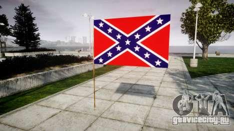 Флаг конфедерации для GTA 4