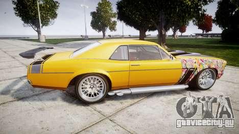 Declasse Tampa GT для GTA 4 вид слева