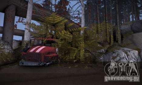 Трасса для бездорожья 2.0 для GTA San Andreas седьмой скриншот