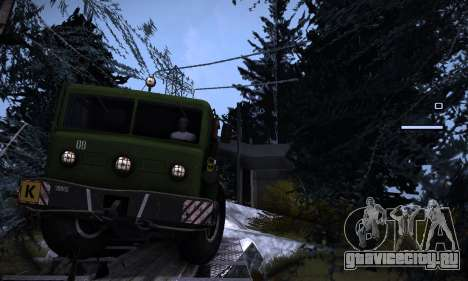 Трасса для бездорожья 2.0 для GTA San Andreas второй скриншот