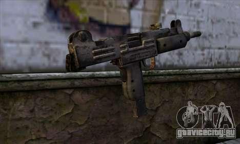 Uzi из Call of Duty Black Ops для GTA San Andreas второй скриншот