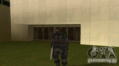 Skin Third Echelon для GTA San Andreas