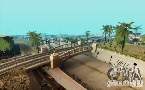 ENB для слабых PC (SAMP) для GTA San Andreas пятый скриншот