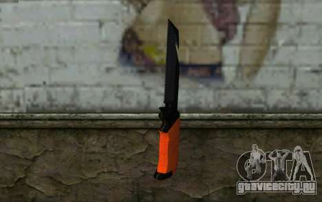 Knife from Battlefield 3 для GTA San Andreas