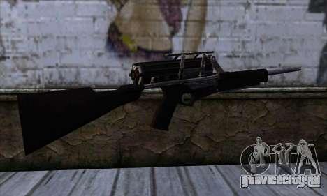 Calico M951S from Warface v1 для GTA San Andreas второй скриншот