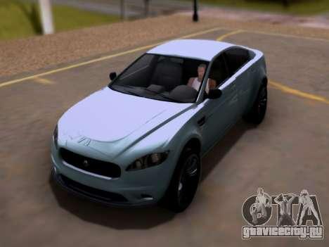 GTA V Ocelot Jackal для GTA San Andreas