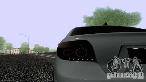 Toyota Vios Extreme Edition для GTA San Andreas вид сбоку
